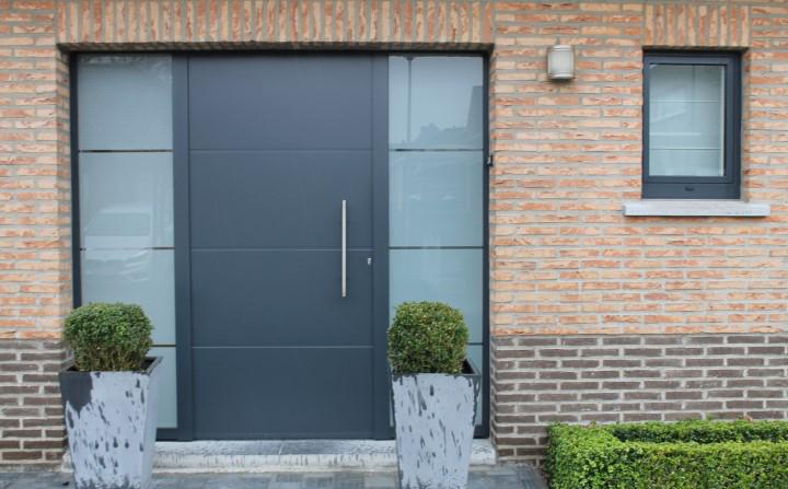 PVC deuren