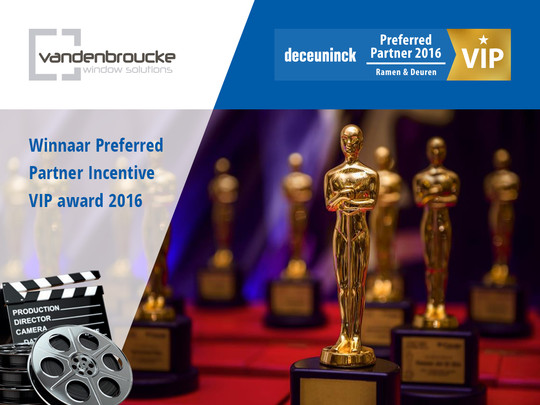 Tweede keer op rij winnaar Preferred Partner Incentive VIP Award!