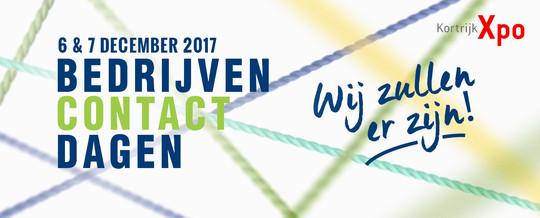 Bezoek ons op het grootste netwerk event van België!