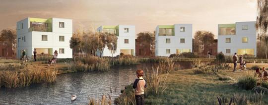 Nieuwbouwproject in Bissegem - Kortrijk