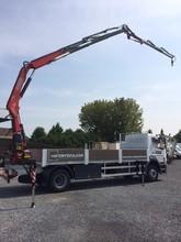 Ramen Vandenbroucke investeert in nieuwe kraanwagen