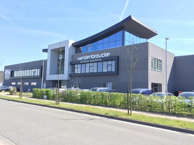 Bedrijfsgebouw Vandenbroucke 0