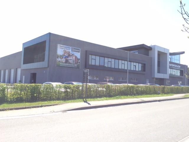 Bedrijfsgebouw Vandenbroucke 1